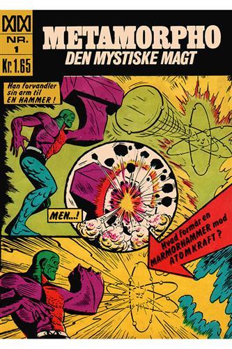 Metamorpho 1968 Nr. 1