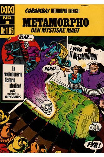 Metamorpho 1968 Nr. 2