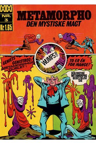 Metamorpho 1968 Nr. 3