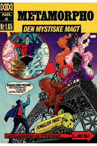 Metamorpho 1968 Nr. 4