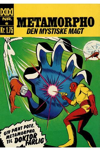 Metamorpho 1968 Nr. 6