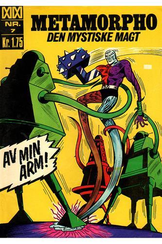 Metamorpho 1968 Nr. 7