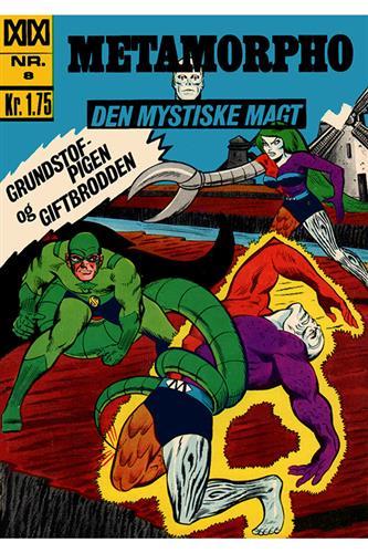 Metamorpho 1968 Nr. 8