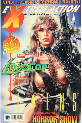 Extrem Action 1994 Nr. 3