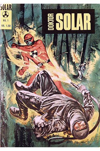 Doktor Solar 1966 Nr. 1