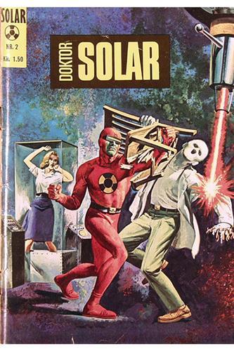 Doktor Solar 1966 Nr. 2