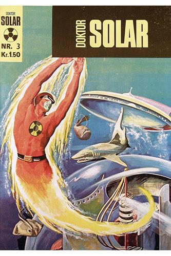 Doktor Solar 1967 Nr. 3