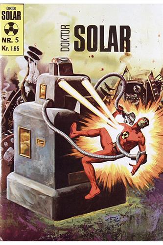 Doktor Solar 1967 Nr. 5