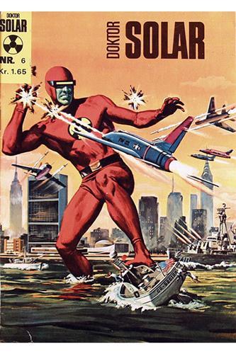 Doktor Solar 1967 Nr. 6