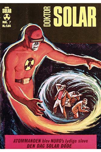 Doktor Solar 1967 Nr. 7