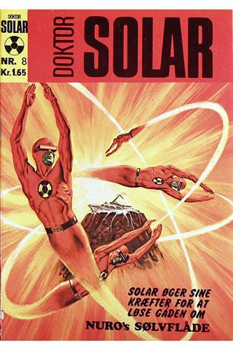 Doktor Solar 1967 Nr. 8