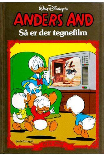 Anders And Guldbog Nr. 1 (1934 - 1984 På Ryg)
