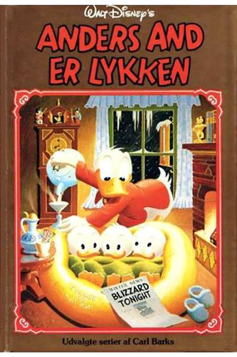 Anders And Guldbog Nr. 5 (1988 På Ryg)