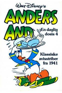 Anders And: En Daglig Dosis 4