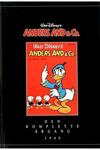 Anders And & Co - Den komplette Årgang 1949