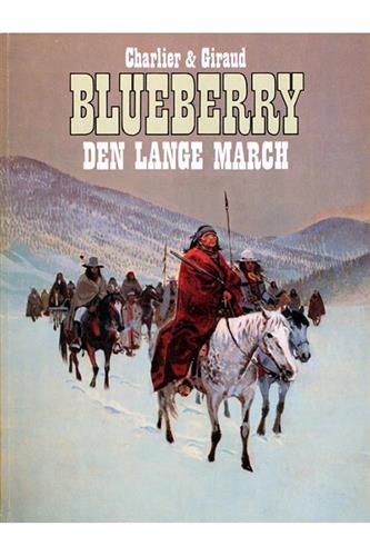 Blueberry, Løjtnant Nr. 19
