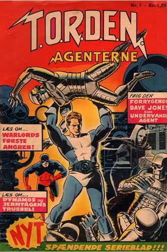 T.O.R.D.E.N.-Agenterne 1967 Nr. 1