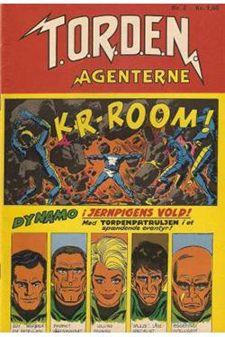 T.O.R.D.E.N.-Agenterne 1968 Nr. 2