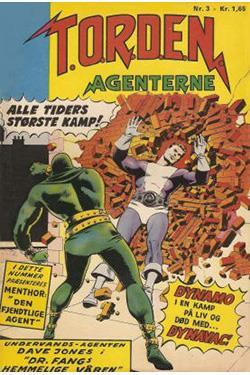 T.O.R.D.E.N.-Agenterne 1968 Nr. 3