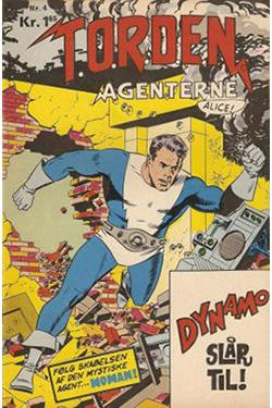 T.O.R.D.E.N.-Agenterne 1968 Nr. 4