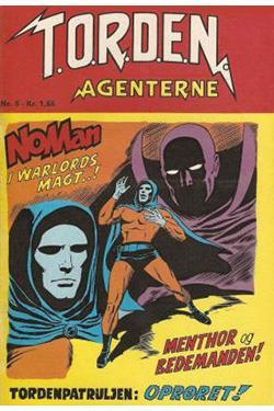 T.O.R.D.E.N.-Agenterne 1968 Nr. 5