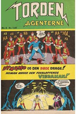 T.O.R.D.E.N.-Agenterne 1968 Nr. 6