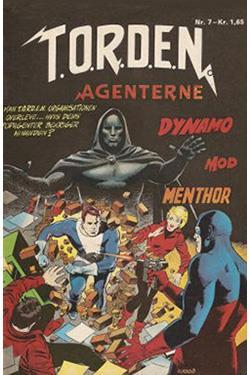 T.O.R.D.E.N.-Agenterne 1968 Nr. 7