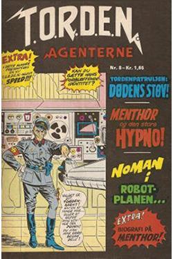 T.O.R.D.E.N.-Agenterne 1968 Nr. 8