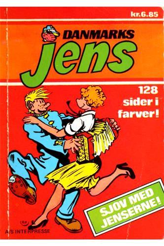 Danmarks Jens 1972