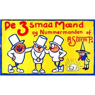 De Tre Små Mænd 1917