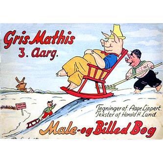 Gris Mathis 1944 Nr. 3