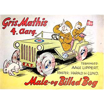 Gris Mathis 1945 Nr. 4