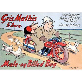 Gris Mathis 1946 Nr. 5