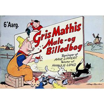 Gris Mathis 1947 Nr. 6