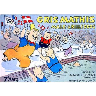 Gris Mathis 1948 Nr. 7