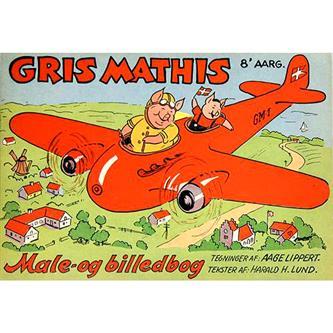 Gris Mathis 1949 Nr. 8