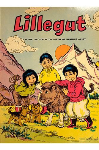 Lillegut 1963 - 1964 Nr. 5