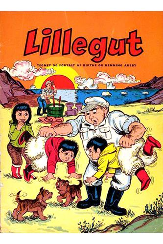 Lillegut 1964 - 1965 Nr. 6