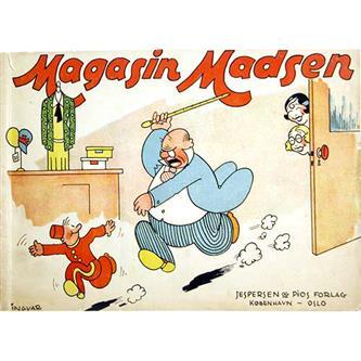 Magasin Madsen 1931 Nr. 1