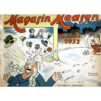 Magasin Madsen 1932 Nr. 2