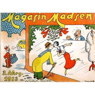 Magasin Madsen 1933 Nr. 3