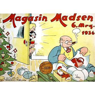 Magasin Madsen 1936 Nr. 6