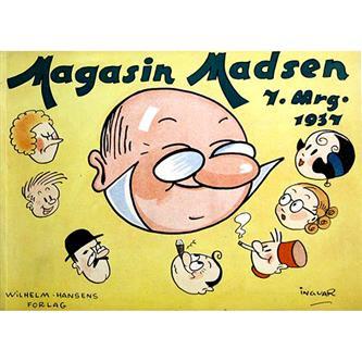 Magasin Madsen 1937 Nr. 7