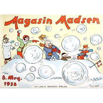 Magasin Madsen 1938 Nr. 8