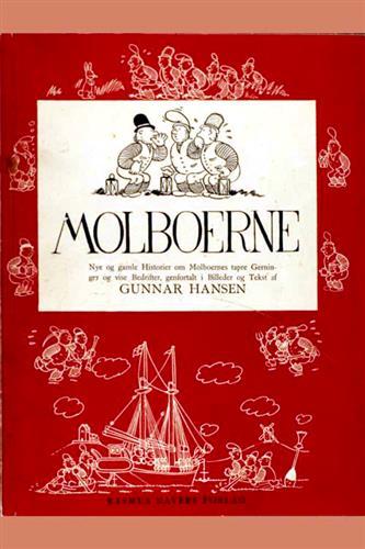 Molboerne 1940 Nr. 1