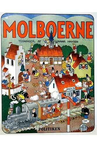 Molboerne 1941 Nr. 2