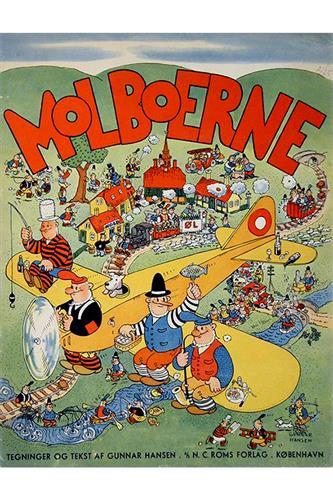 Molboerne 1946 Nr. 6