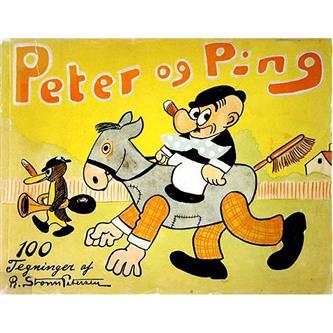 Peter Og Ping 1923 Nr. 1