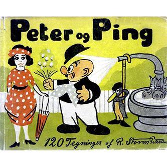 Peter Og Ping 1924 Nr. 2