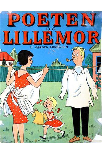 Poeten Og Lillemor 1955